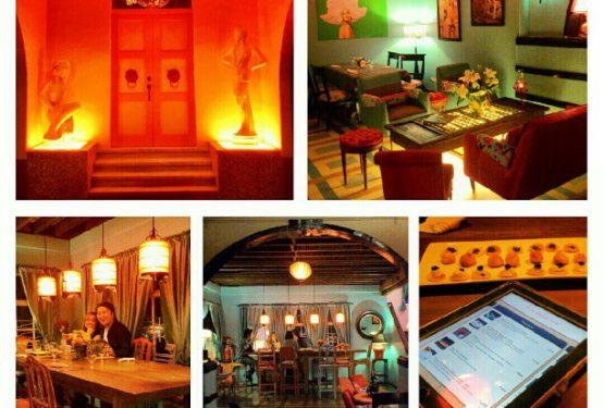 La Maison Rose – The Pinkhouse Restaurant Cebu