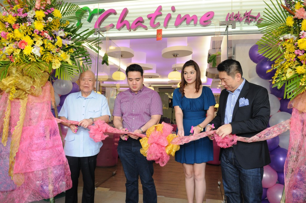 Frederick Ong Jr., Senior Adviser Taiwan Overseas Chinese Affairs, Louie Sam, Chatime Cebu President, Charee Pineda, actress ABSCBN Angelito, Johnlu Koa, Founder & CEO or French Baker