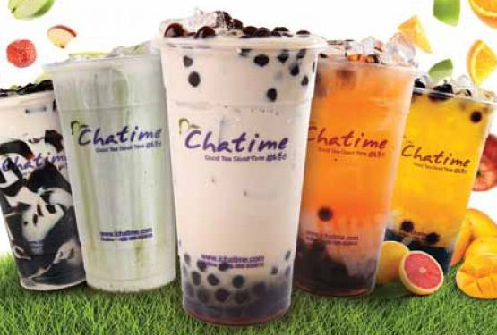 Welcome to Cebu, Chatime!