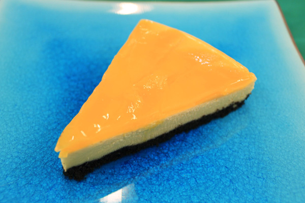 PattyCakes - Mango Cheesecake