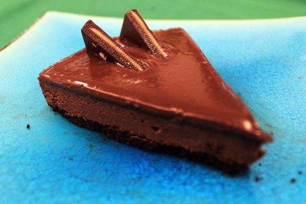 PattyCakes - Mint Cheesecake