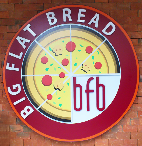 Big Flat Bread Cebu