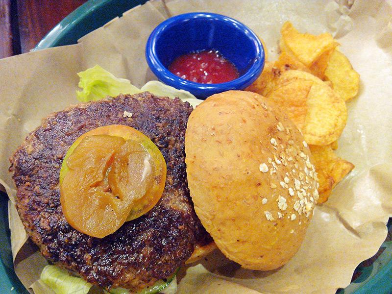 Dong Juan Burger