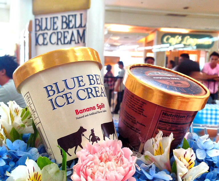Blue Ice Cream Philippines