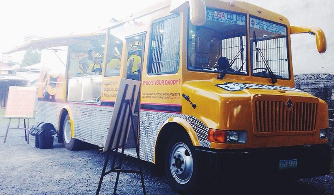 Big Daddy Food Truck in Cebu