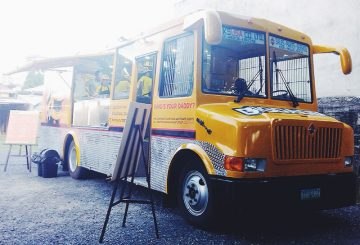 Big Daddy Food Truck in Cebu
