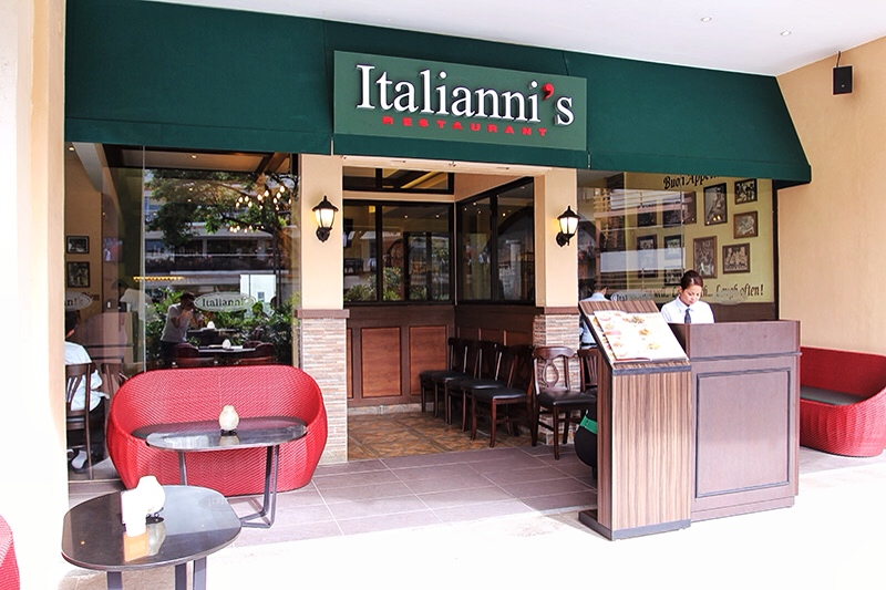Italianni's Ayala Center Cebu