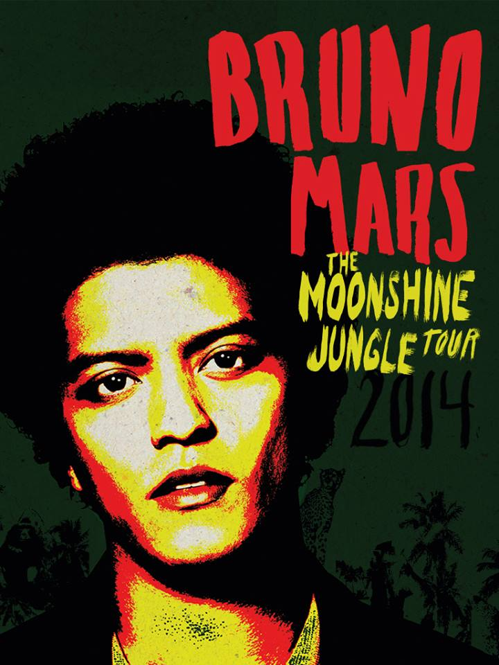 The Moonshine Jungle Tour: Bruno Mars Live in Manila