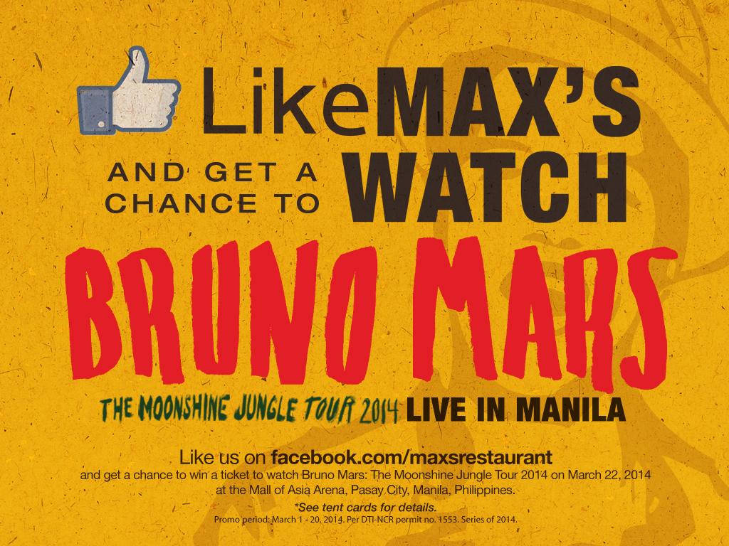 The Moonshine Jungle Tour: Bruno Mars Live in Manila