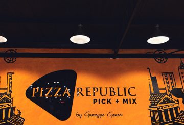 Customize your own pizza at Pizza Republic