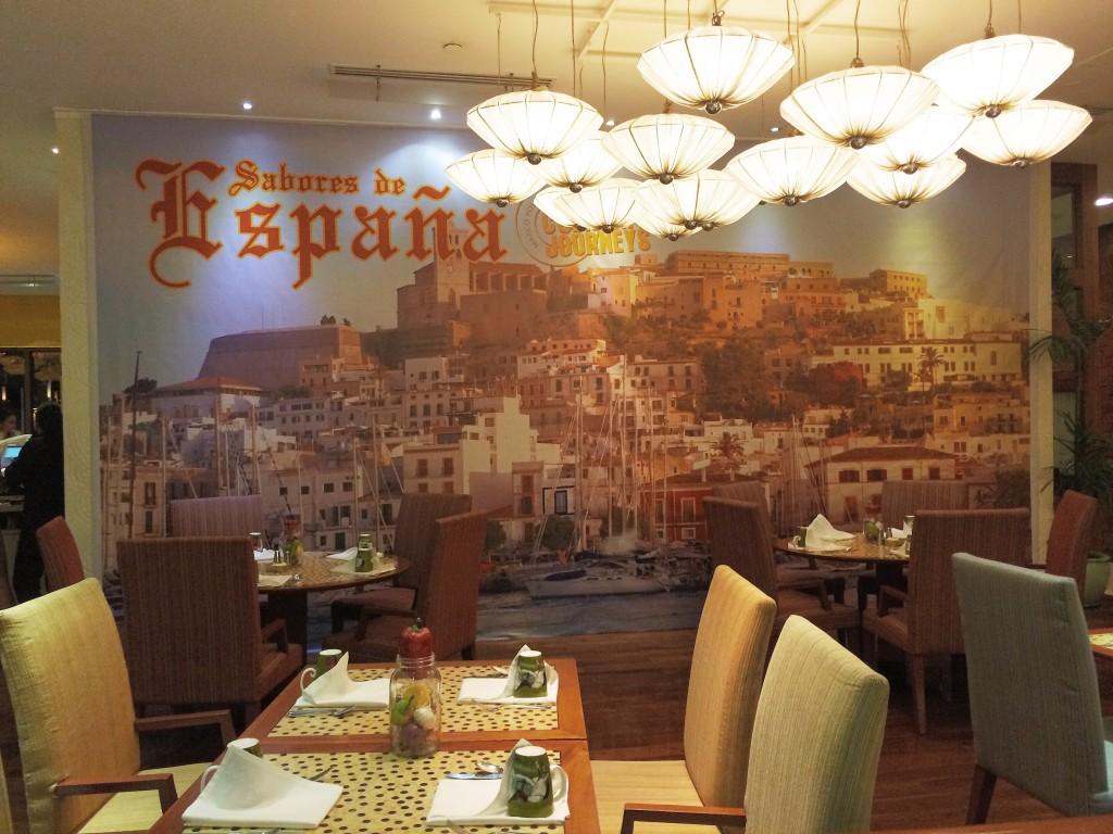 Cafe Marco's Culinary Journey - SSabores de España