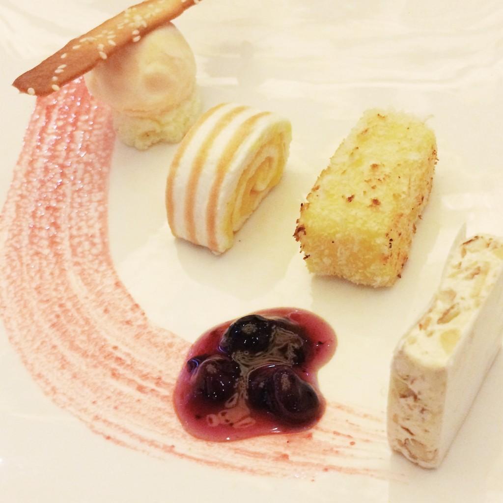 Sabores de España Desserts