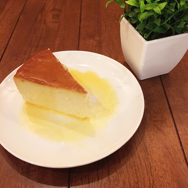 Cheesecake Flan (Php120)