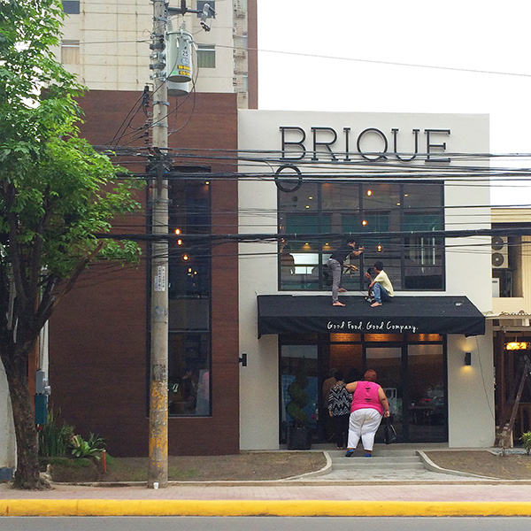 Brique Modern Kitchen Cebu
