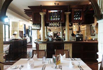 New Mediterranean Dishes at La Gondola