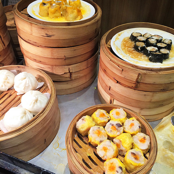Grand Majestic: Dimsum Station