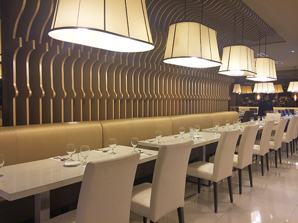 Grand Majestic: Dinning Area