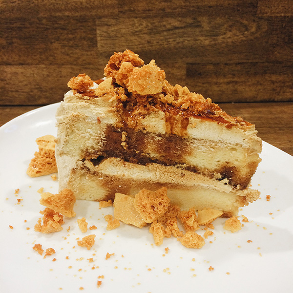 Honey Toffee Crunch Cake, Php70/Slice | Php700/Whole