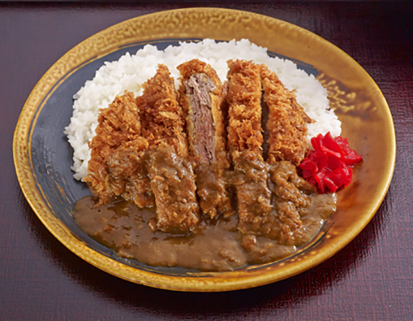 November 19 - Hire Katsu Curry Set
