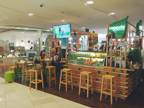 Mooshi, Ayala Center Cebu