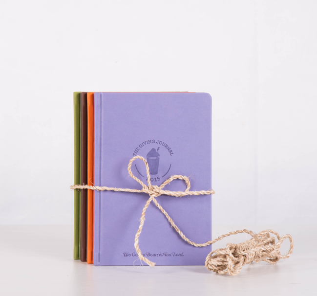 CBTL - The Giving Journal 2015