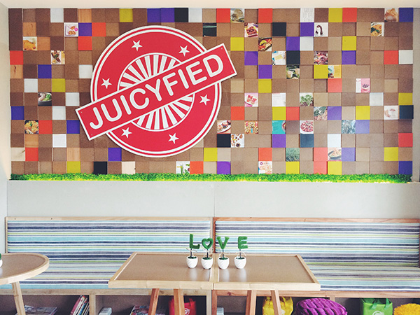 Juicyfied Healthy Cafe