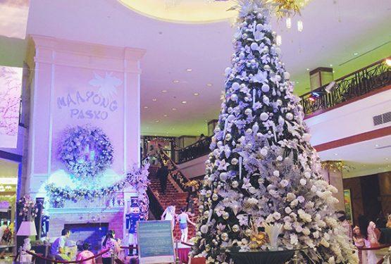 Festive Season at Marco Polo Plaza Cebu