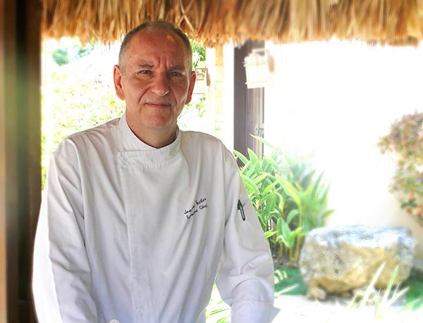Chef Joachim Felber