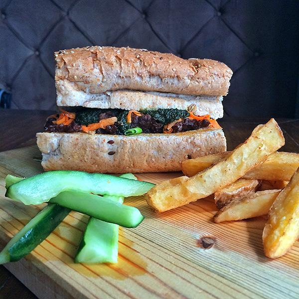 Vietcondobo Sandwich