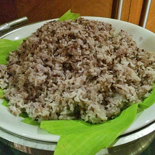 Tinapol na Rice
