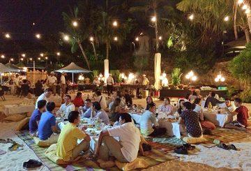 Barefoot Barbecue at Shangri-La's Mactan Resort & Spa