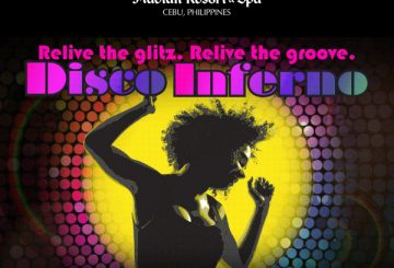 Shangri-La's Mactan Resort & Spa Presents Disco Inferno