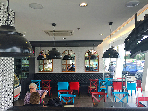 Gelatissimo Cafe