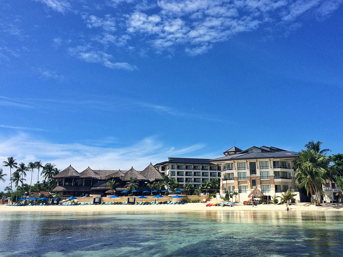The Bellevue Resort, Panglao, Bohol