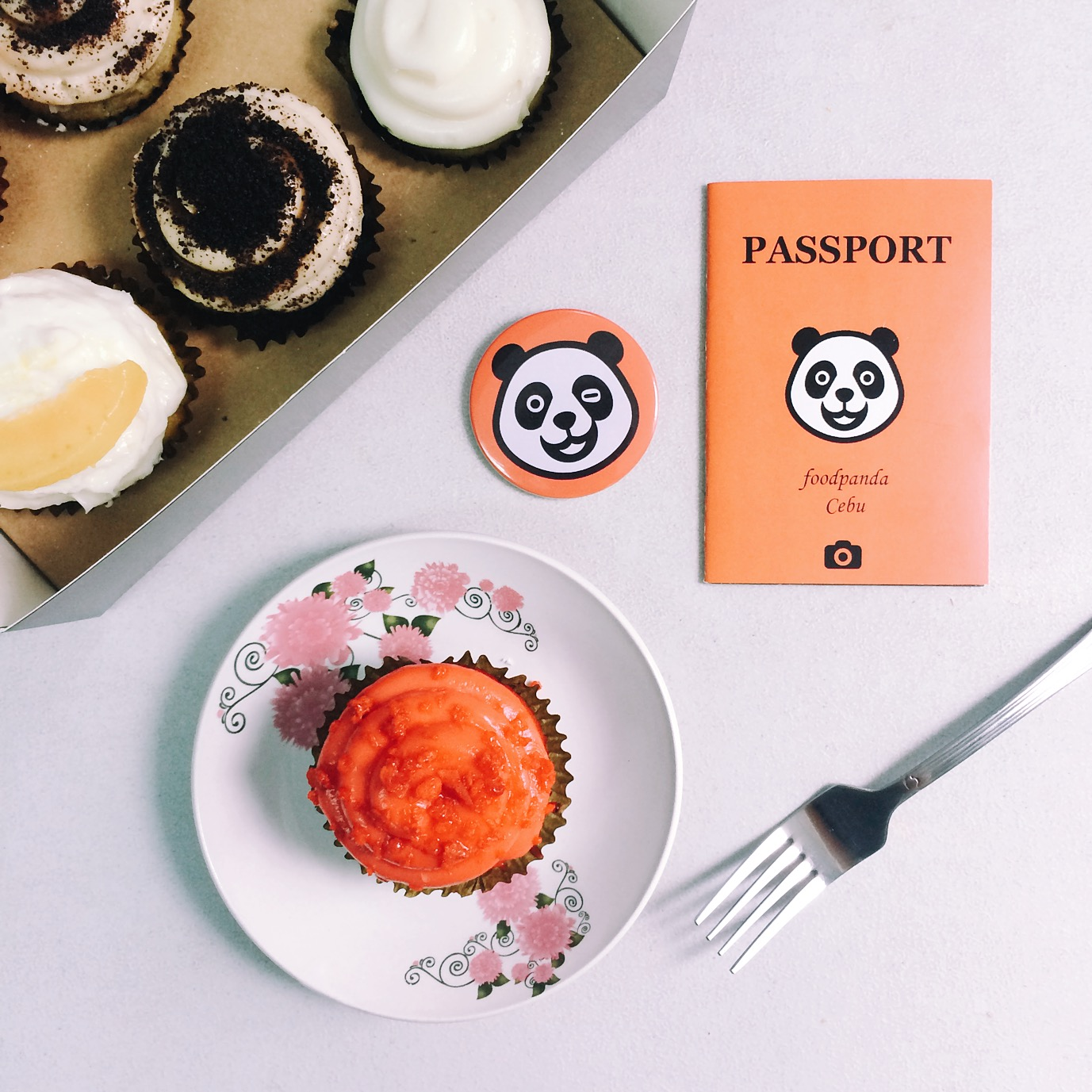 foodpanda Cebu: Sweet Incantations Cupcakes