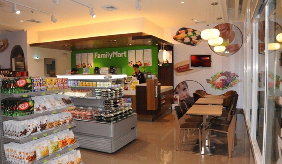 FamilyMart Opens Five Stores in Cebu