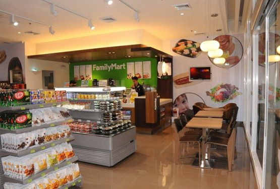 FamilyMart Opens Five Stores in Cebu