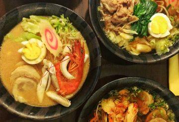 Mizu Restaurant's Ramen Flavors