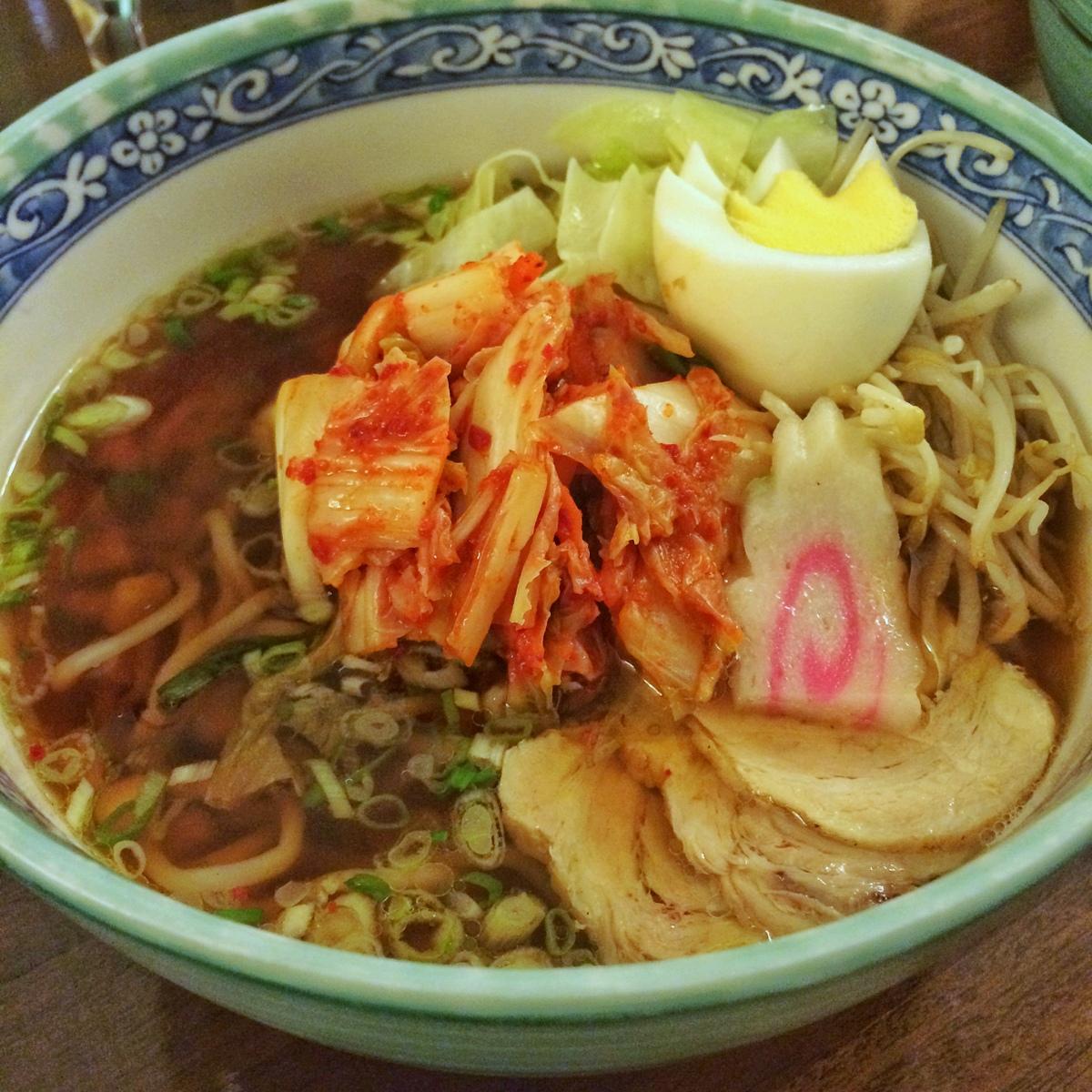Spicy Kamuchi