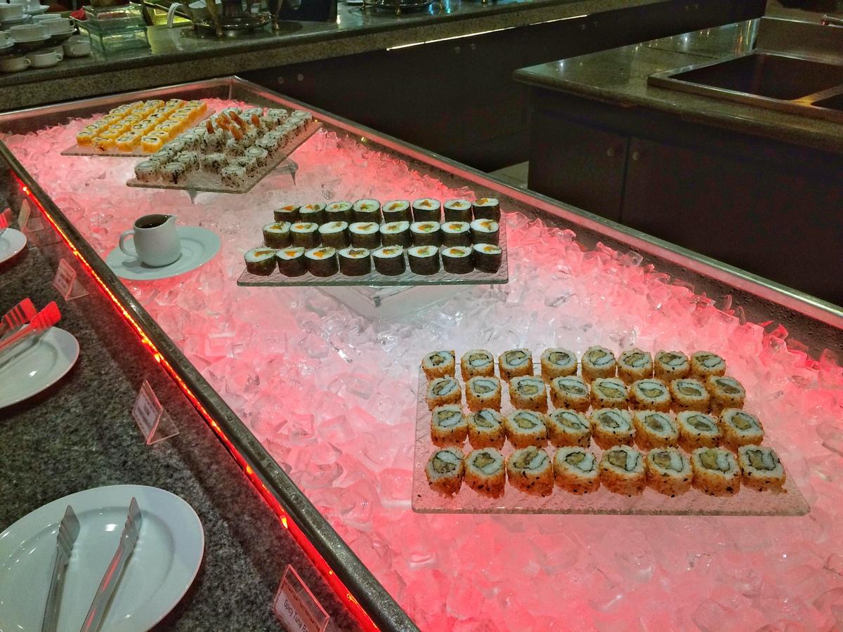 Uno: Sushi Rolls