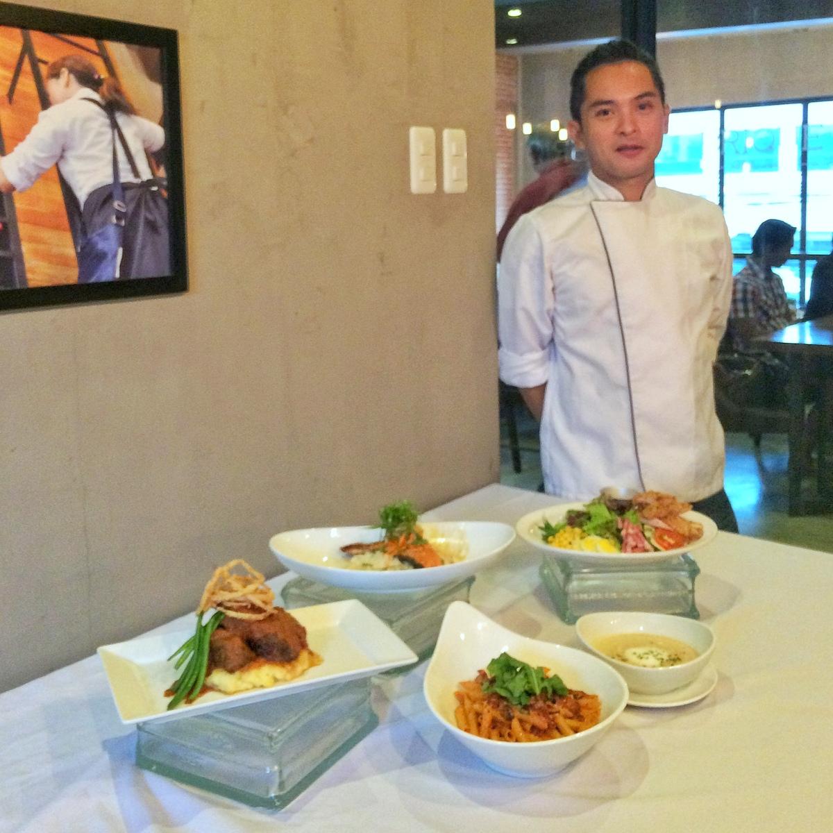 Chef Noel Dela Rama