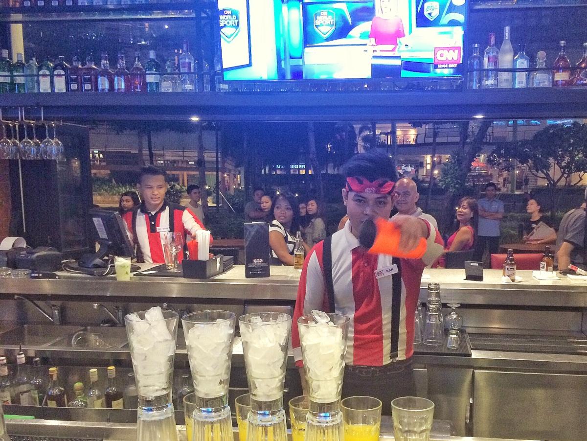 TGI Fridays Bartender