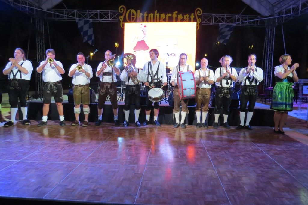 Bavarian Sound Express from Munich, Germany