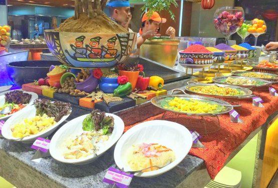 Khana, a feast of Indian Cuisine at Cafe Marco