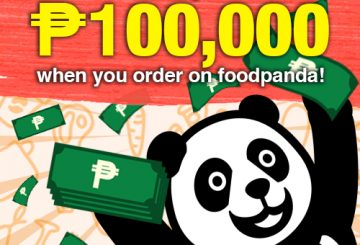 Win up to Php100,000 with foodpanda's Freaky Fridays