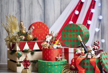Spectacular Christmas at Makati Shangri-La, Manila