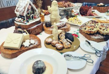 Cafe Marco's Festive Season Buffet 2015