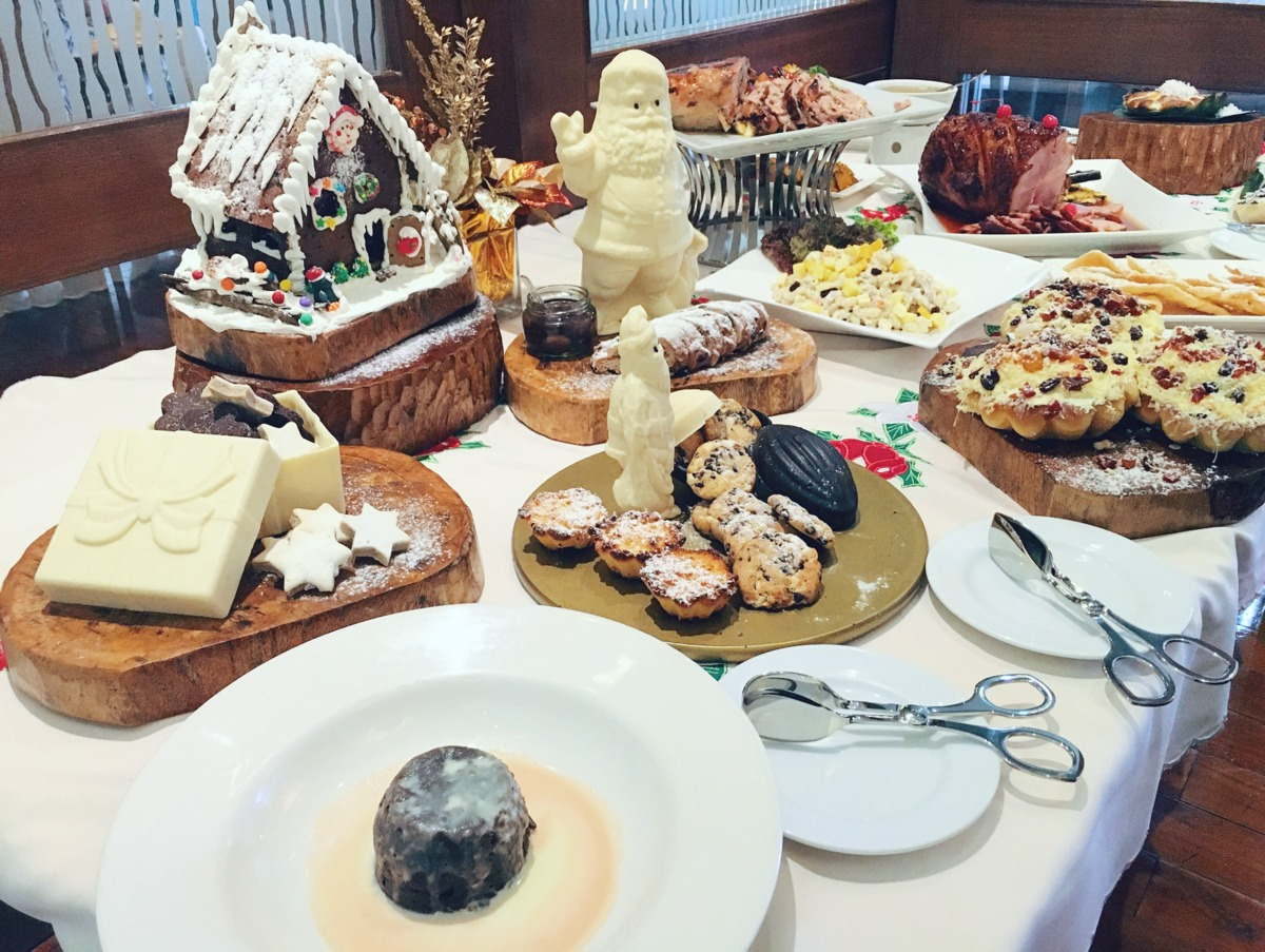 Cafe Marco's Festive Season Buffet