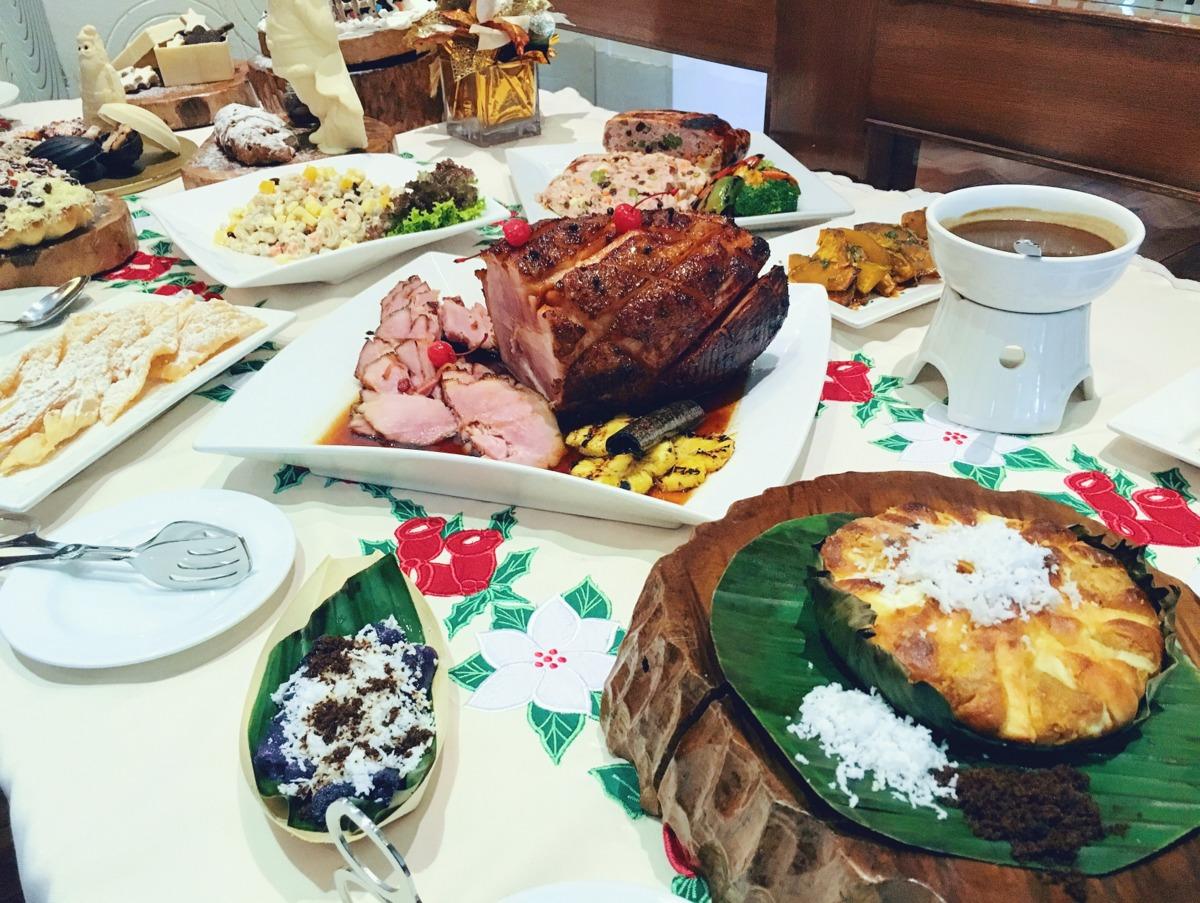 Cafe Marco's Festive Season Buffet