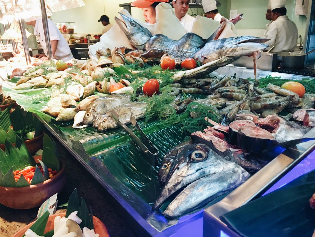 Sugbusog 2016 seafood selections
